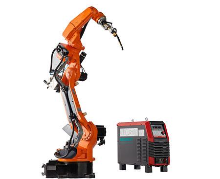 这里的机器人自动化设备