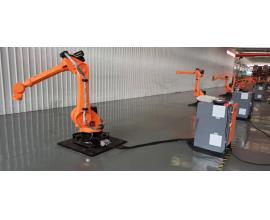郑州机器人焊接应用案例