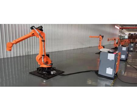 机器人焊接应用案例